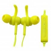 Наушники Bluetooth Yookie K318 Желтый
