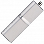 USB 2.0 Флеш-накопитель 32GB Silicon Power Lux Mini 710 Серебристый